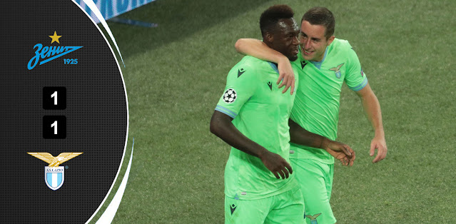 Zenit vs Lazio – Highlights