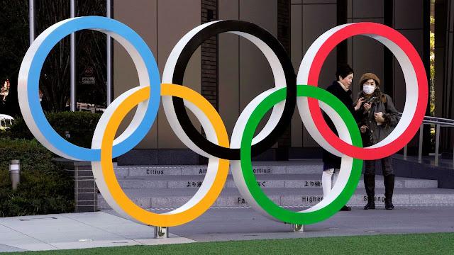 Arcos Olímpicos Tokyo 2020