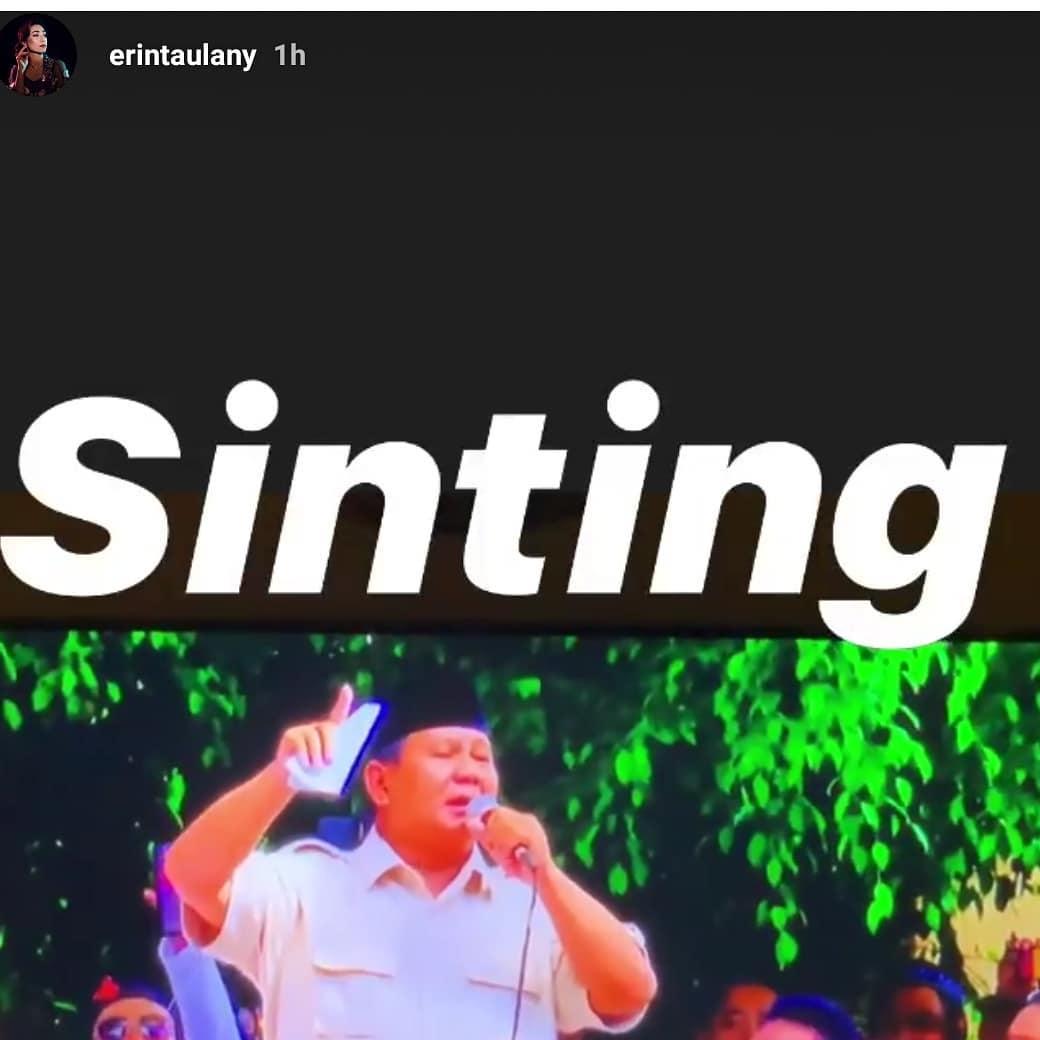 Istri Andre Penghina Prabowo Dipolisikan, Ini Bukti yang Dibawa Pelapor