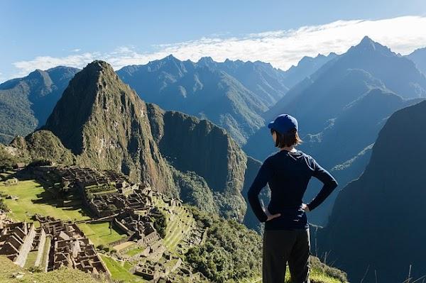 El Machu Picchu: construido sobre una falla.