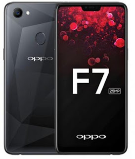 OPPO F7 Pro Black