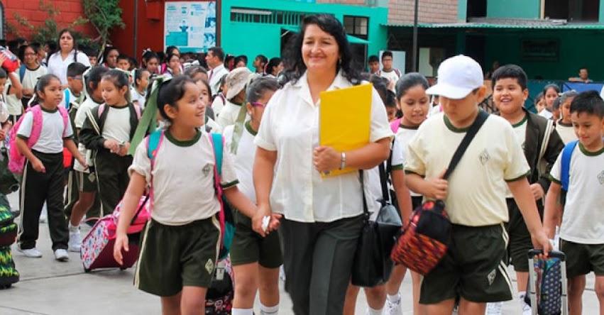 DRE Piura: Colegios Privados también inician clases el 3 de abril (R. D. R. N° 352)