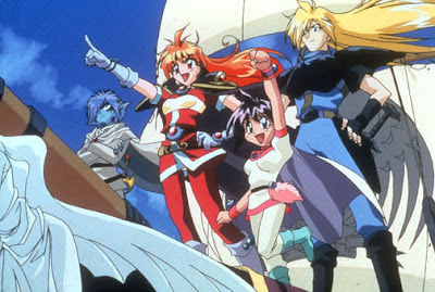 slayers autor comenta posible anime 2013