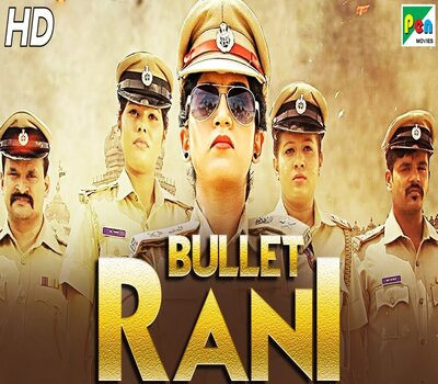Bullet Rani (2019) Hindi Dubbed 480p HDRip x264 300MB Movie Download