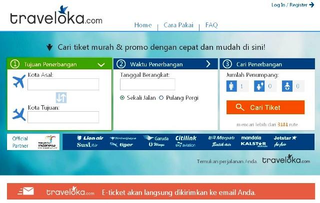 Tiket Pesawat Promo Cari Tiket Pesawat Murah Traveloka Com