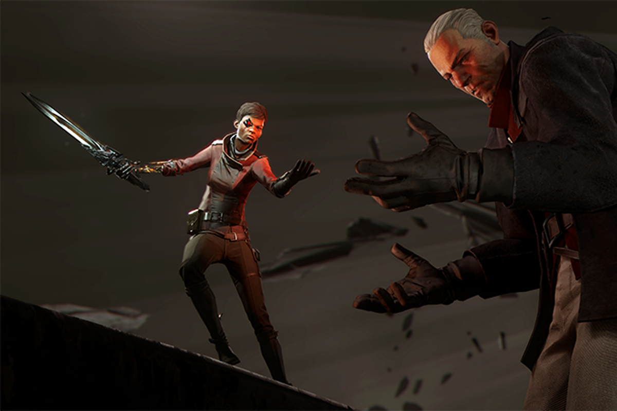 Dishonored: Death of the Outsider PC Crack
