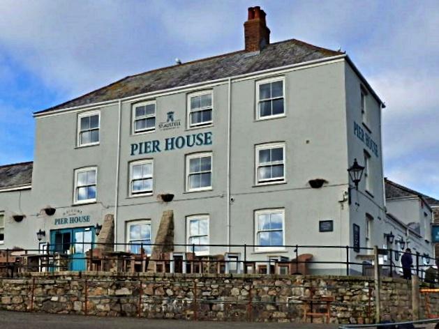 Pier House, Inn and Restaurant, Charlestown, Cornwall