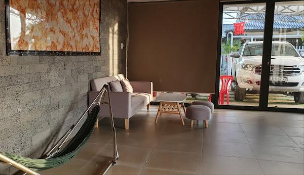 ảnh thực tế căn nhà mẫu a10 trong dự án happy garden hồ tràn