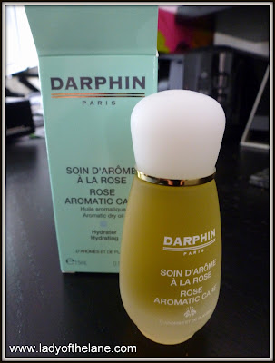 Darphin Organic Rose Aromatic Care Oil