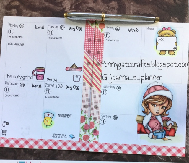 planner-decorated-stamping-coffee-jo