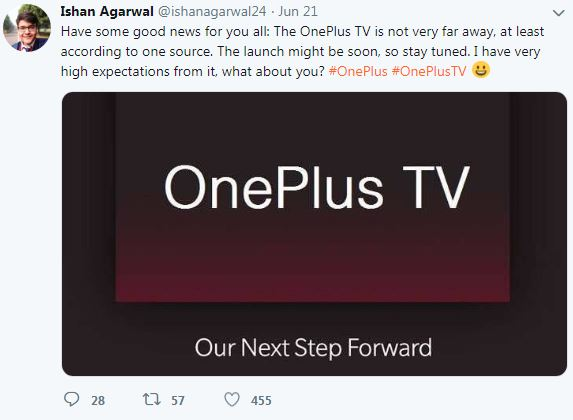 Samsung Galaxy A10s,The OnePlus TV will launch soon
