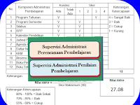 Aplikasi Supervisi Penilaian Dan Perencanaan Pembelajaran Lengkap