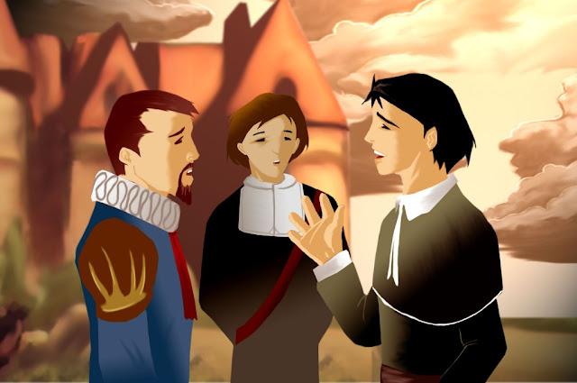 Literatura.Celebrando a Miguel de Cervantes. Hoy,