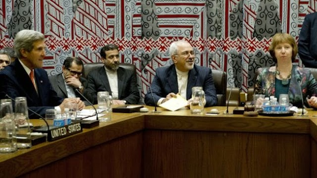 European diplomats have called on the P5+1 group of world powers and Iran