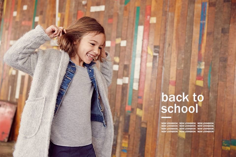 Zara Kids Back To School Lookbook 2014