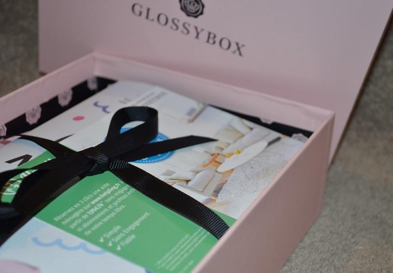 Glossybox de janvier 2015
