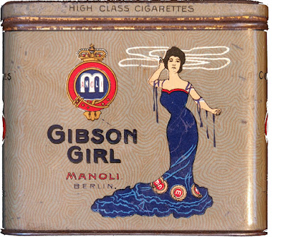 Gibson Girl Cigarettes