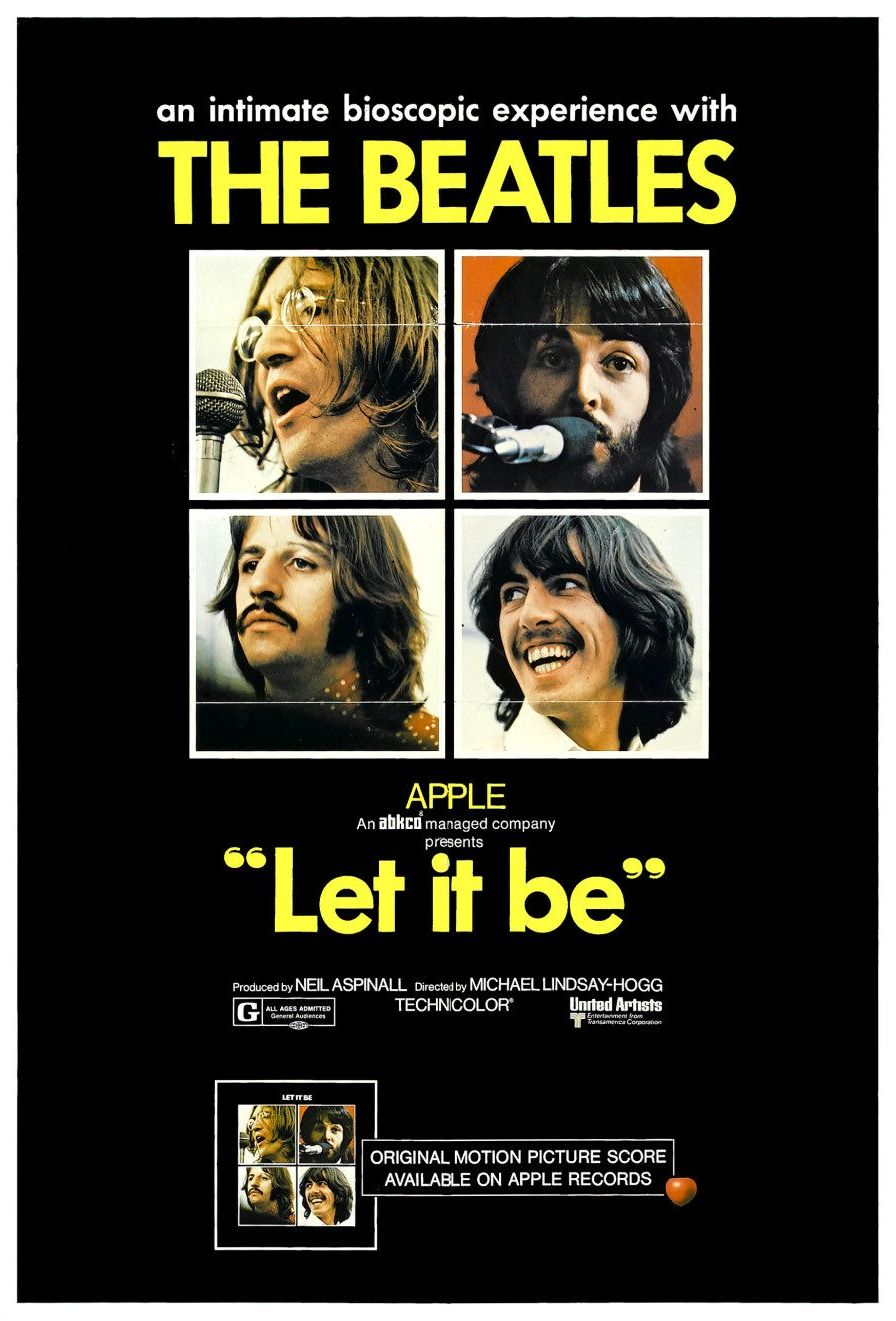 Image result for beatles let it be documentary