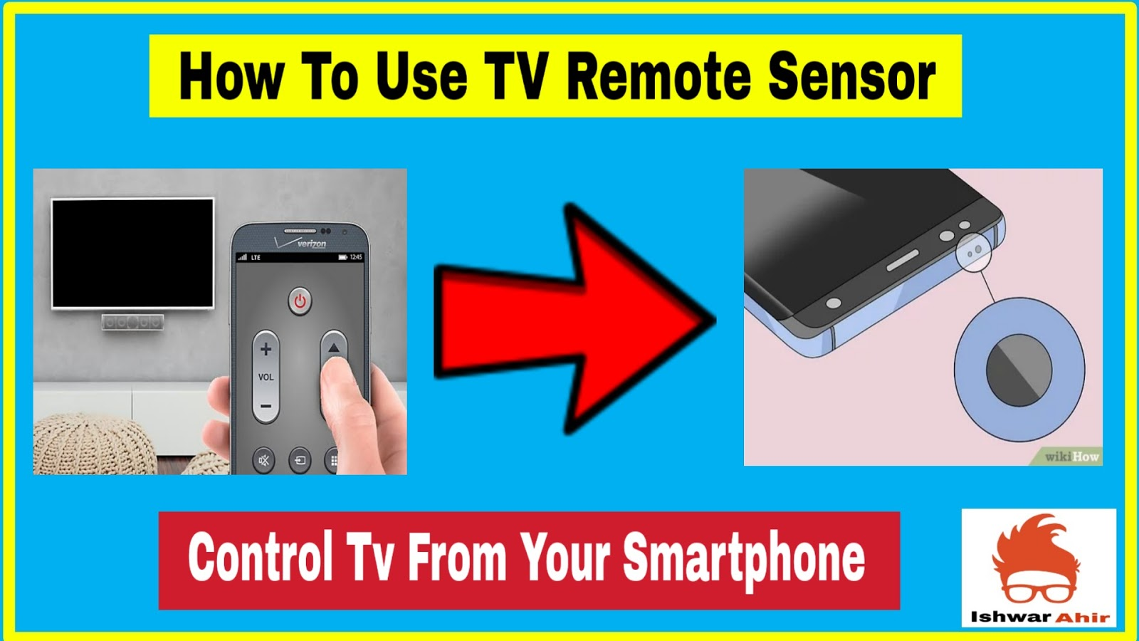 How to Use TV Remote Sensor in Android