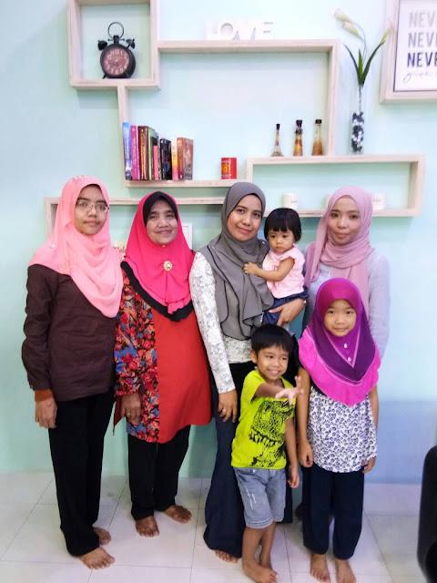 Adni Suite Homestay Seri Manjung || Blogger Nova Leeza