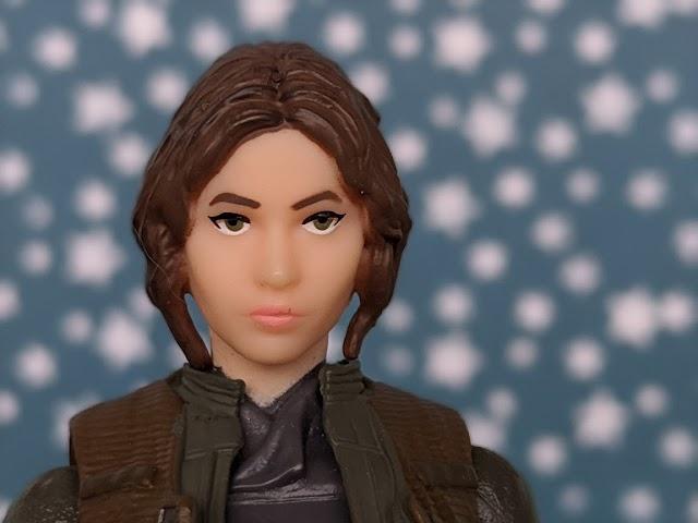 Обзор фигурки Star Wars The Black Series Rogue One Jyn Erso
