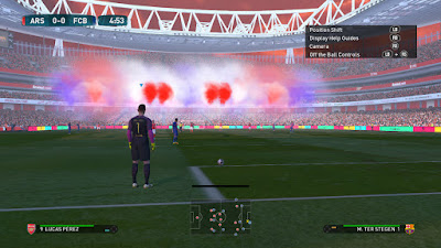 PES 2017 Smoke Full Color Picker HTML by Huyndat