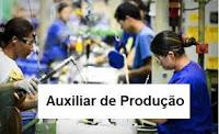 Auxiliar de Produção de Fábrica