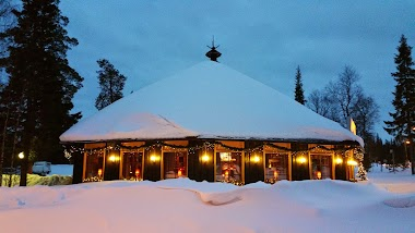 An Unforgettable End of the Year in Luosto in Finland