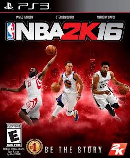 NBA%2B2K16%2BPS%2B3 - NBA 2K16 PS3 [EUR] Game Free ISO - Torrent