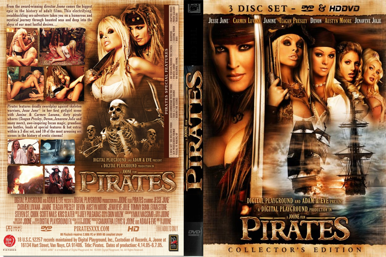 Pirates film sexual image hardcore clips