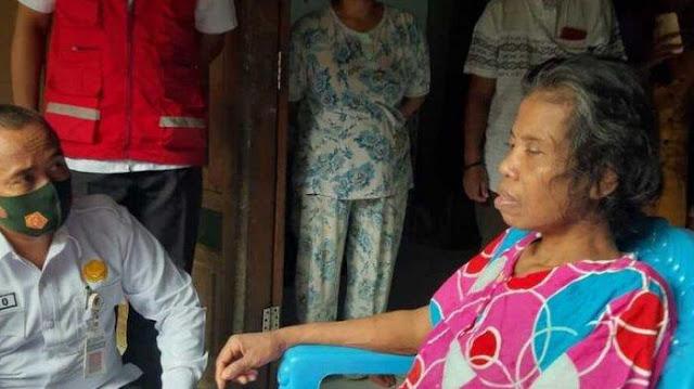 DERITA Lahir Batin TKW di Singapura, 2 Tahun Disiksa Majikan, Sugiyem Buta, Tuli, Badan Babak Belur