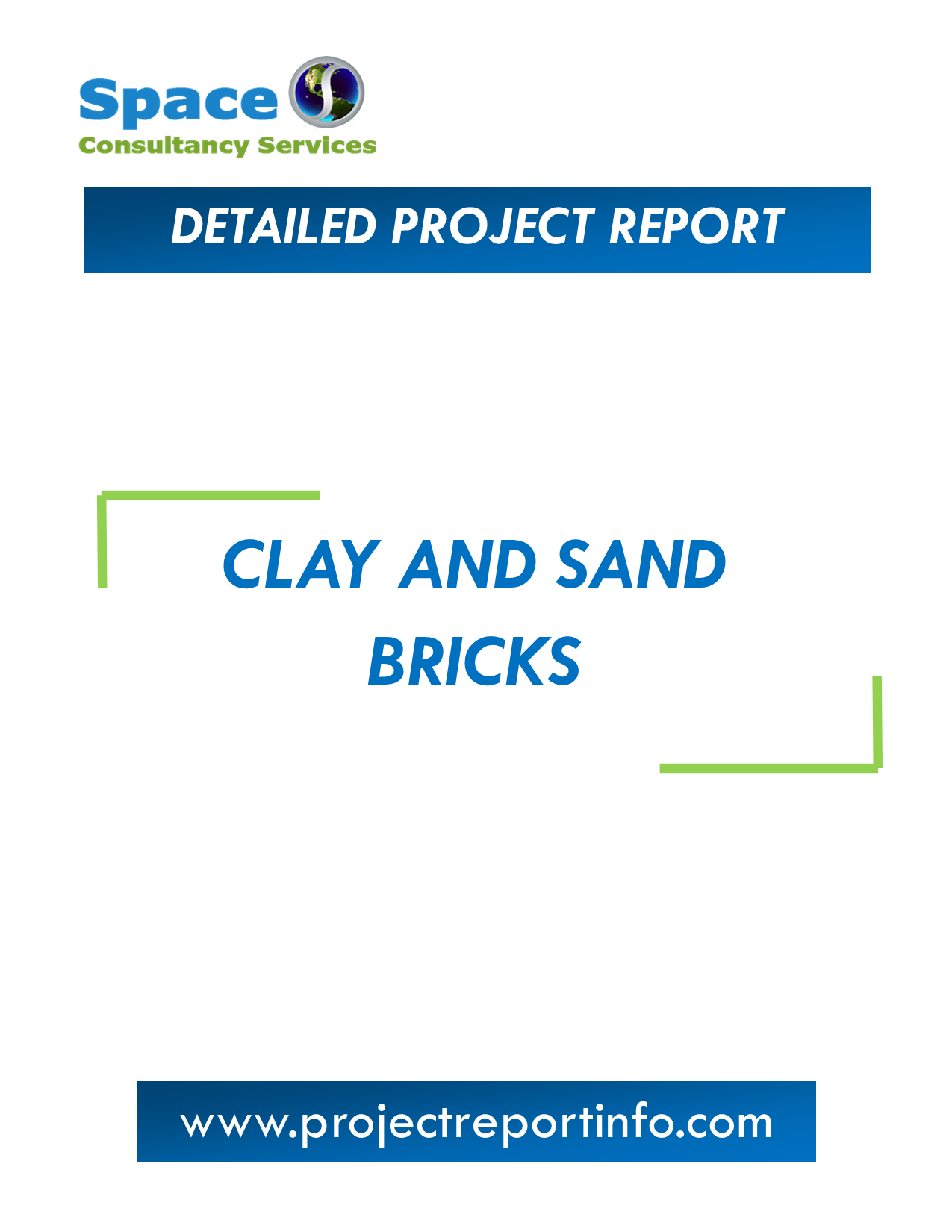 Project Report on Clay and Sand Bricks Plant