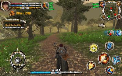 Crimson Warden: Clash of Kingdom Open World 3D RPG v0.07 Mod Apk (Money)