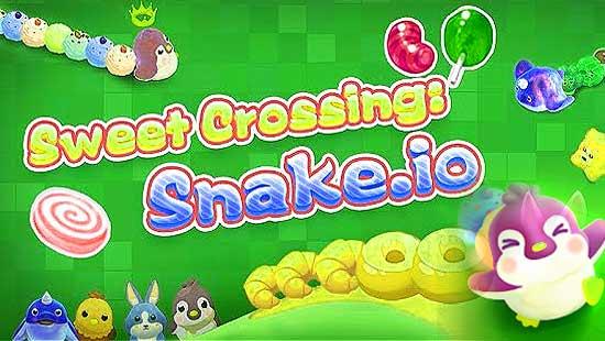 Sweet Crossing Snake.io Mod Apk
