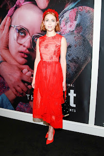 AnnaSophia Robb At The Act Premiere in New York