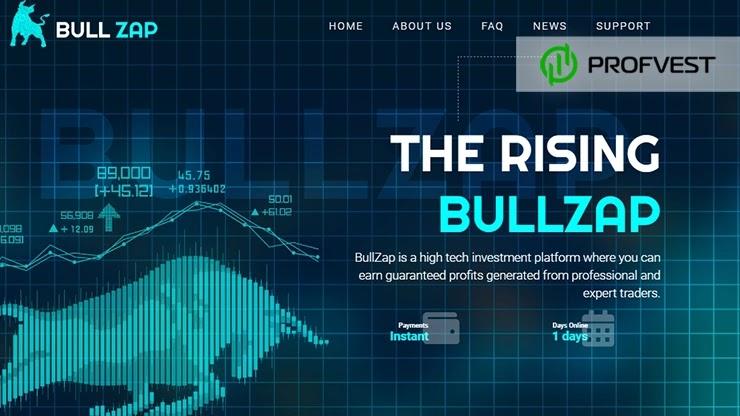 BullZap обзор и отзывы HYIP-проекта