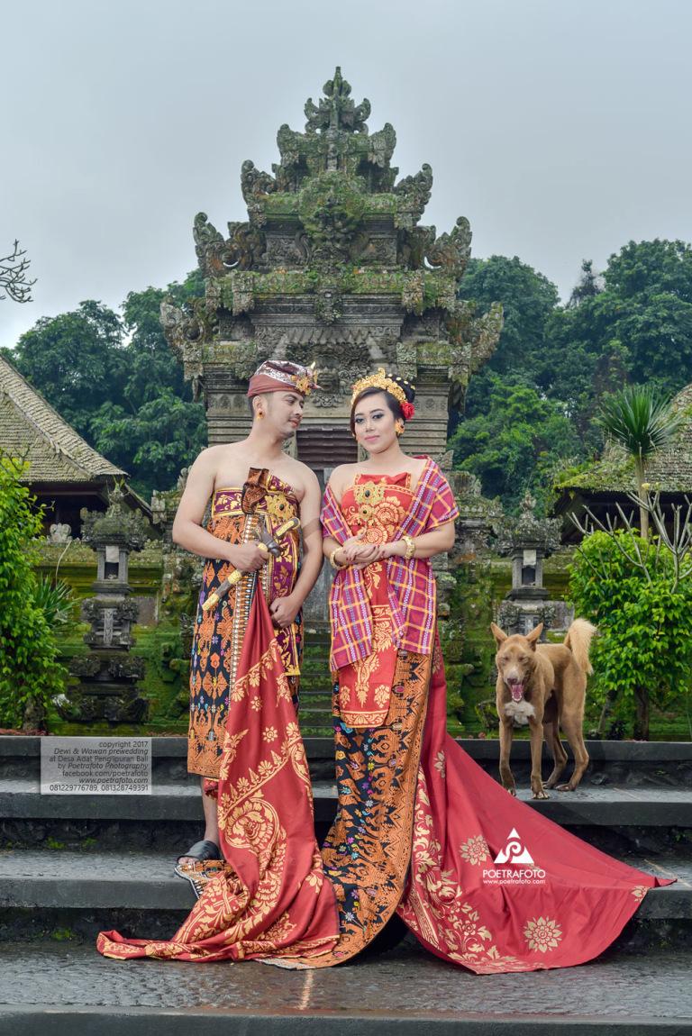 Pakaian Adat Provinsi Bali – Safari dan Kebaya