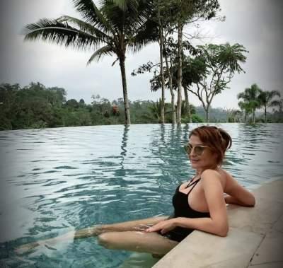 Potret Seksi Tamara Bleszynski Dapat Komentar Julid Netizen: Masuk Neraka Sampai Bawa OrangTua