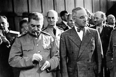Truman y Stalin