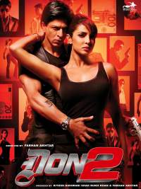Don 2 (2011) Hindi Full HD Movie Free Download BRRip 480p
