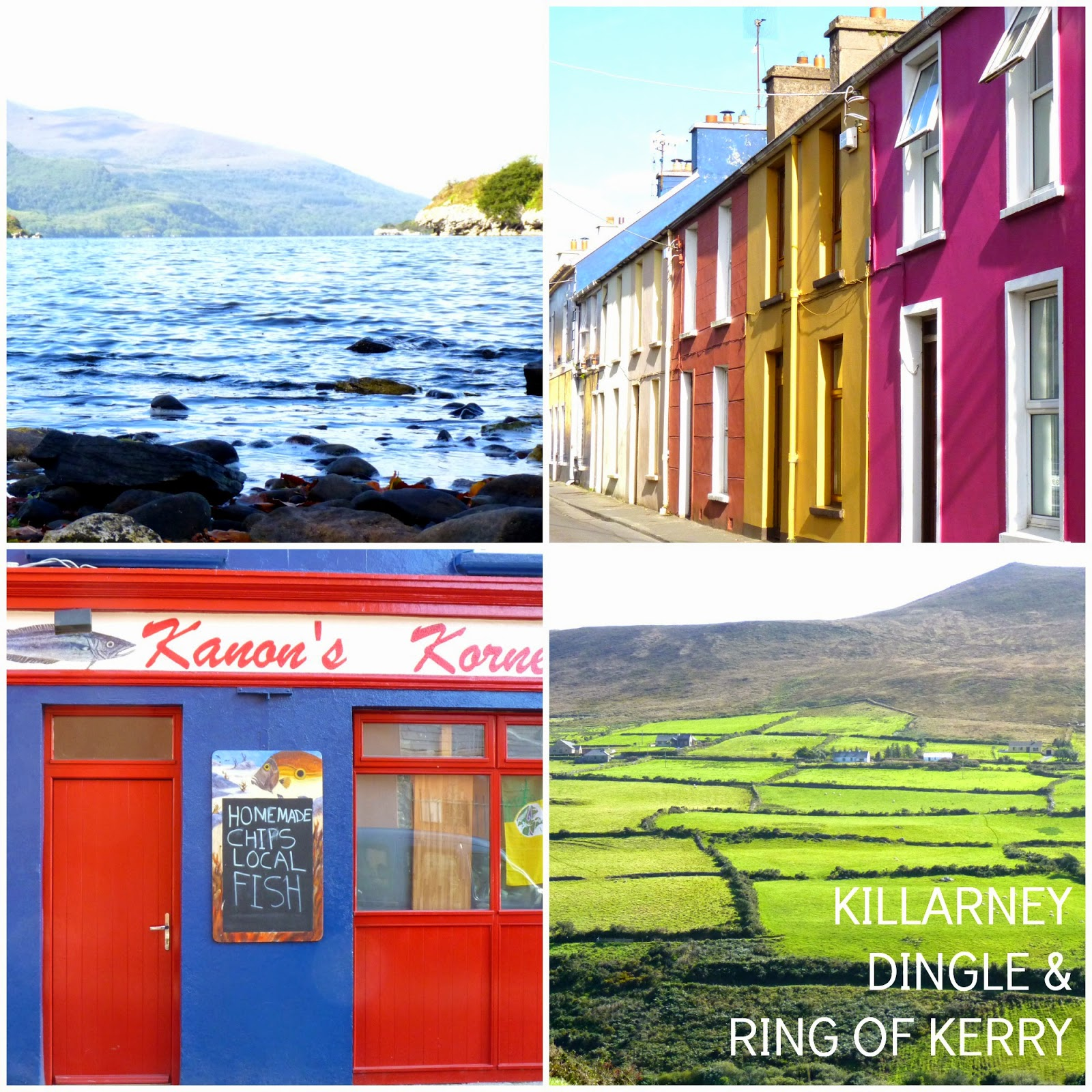 Killarney - Dingle - Ring of Kerry Irlanda