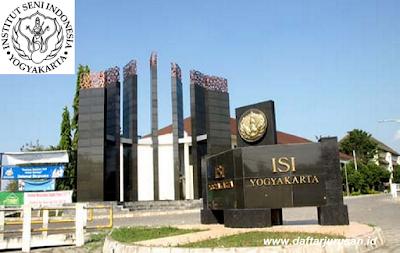 Daftar Fakultas dan Jurusan Institut Seni Indonesia (ISI) Yogyakarta