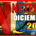 🔴 Estrenos NETFLIX Diciembre 2019 | Series y Películas: Nuevos Ingresos