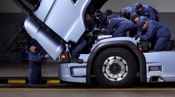 Scania revoluciona área de Serviços com novo programa de manutenção Premium Flexível Uptime