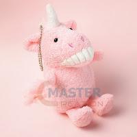 plush unicorn doll