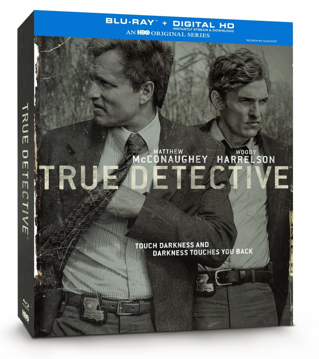Get The Best Buy For Father's Day With HBO's True Detectives on Blu-ray and DVD on June 10th!