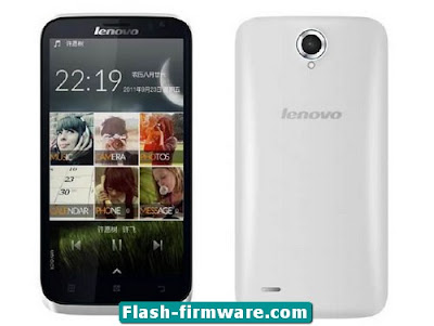 Cara Flash Ulang Lenovo A859 Firmware Terbaru