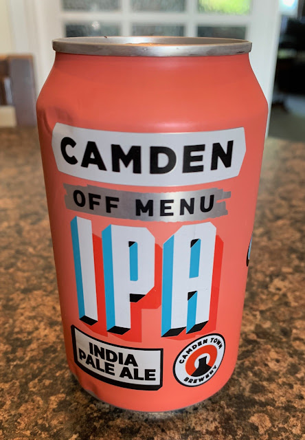 Camden Off Menu IPA