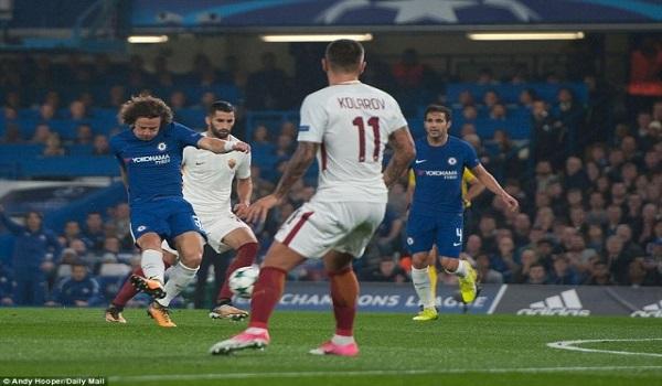 Prediksi AS Roma vs Chelsea Liga Champions