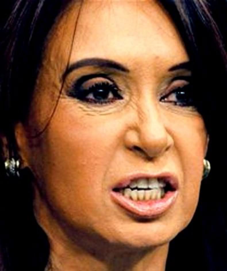 """A CFK: """"¿Cómo se explica que el fraude lo haga la oposición?"""" Fuente  Urgente24.com"""